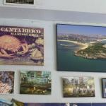 Blick auf Santander