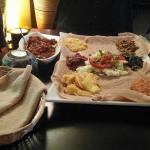 Platter for 2