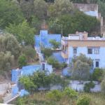 Dar Zman panorama dalla terrazza
