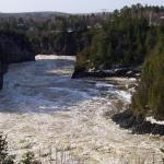 Magnificent Gorge in Grand Falls NB