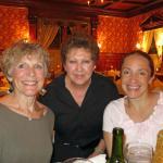 Our super waitress, Denise