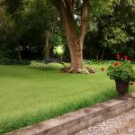 Foto de A Wicher Garden Bed & Breakfast