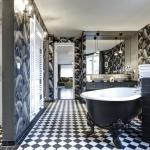 Penthouse 1 master bathroom