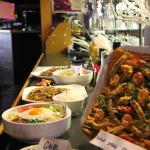 Samples of what dishes look like on display, Namu Korean and Western Grill  |  1303 Mayor Magrat