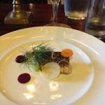 Pickled mackerel