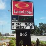 Econo Lodge Near Norfolk State University Foto