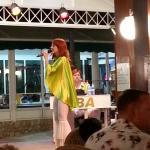 Tribute acts at club san jaime.