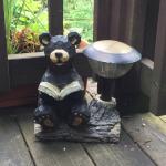 Foto de Bear Mountain Lodge