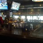 TGI Fridays Bar