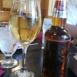 Chardonnay and Honey Brown Beer, Max Restaurant - Park Place Lodge  |  742 Highway #3, Fernie, B