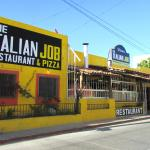The Italian Job Cabo Restaurant and Pizzeria