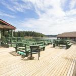 April Point deck