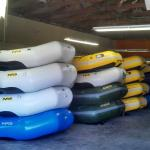Our Rafts - We're Growing!
