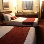 Grand Hotel Minot ND room