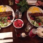 Chelo Kabab Barg & Koobideh