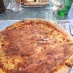 Pizza bonne mais un peu light la garniture !