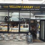 The Yellow Canary Cafe