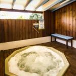 Heated Spa bath