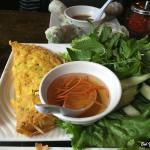 Sizzling Saigon Crepe