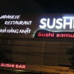 Sushi Samuai