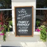 Family Friendly Secure Rear Garden @ The Vine