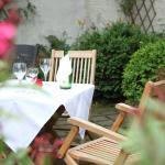 Ausruhen im Garten