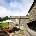 Sunny Brow Barn Entrance