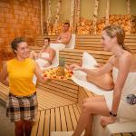 birch sauna