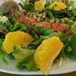 Quelques mets et desserts de Chez Alice -Juin 2015-