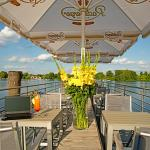 Barschiff MS Pannonia