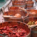 Oliven und andere Leckereien