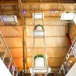 De stijl boven is gebaseerd op de oude graanhandel die aan de Piushaven 17 zo beeldbepalend is w