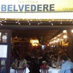 Foto de Trattoria Belvedere