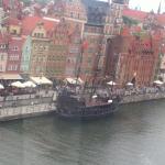 Foto de Novotel Gdansk Centrum