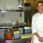 la 5° génération de cuisinier au restaurant de la basilique de Paray le Monial