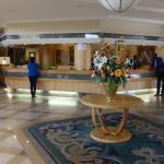 Lobby of Safari Court Hotel - Windhoek