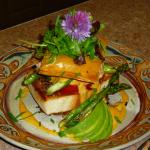 Bluefish B&B where food looks and tastes amazing