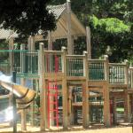 Playground Area, Central Park, San Mateo, Ca