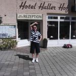 Hotel Haller Hof