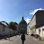 Frederiks Kirke (The Marble Church)