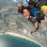 Skydive over the Gold Coast!