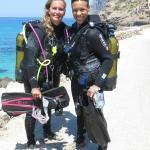 After an extraordinary dive @ Scuba Mallorca!