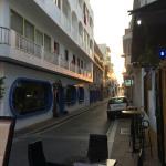 Дорога к отелю