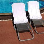 Piscine, terrasse pour la détente et le plaisir!