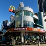 McDonalds at 8am