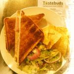 Photo de Tastebuds Tearooms