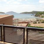 Foto de Aegeon Beach Hotel