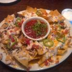 Nachos Grande with chicken
