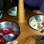 Dinner and free tastings