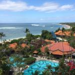Foto de Inna Grand Bali Beach Hotel